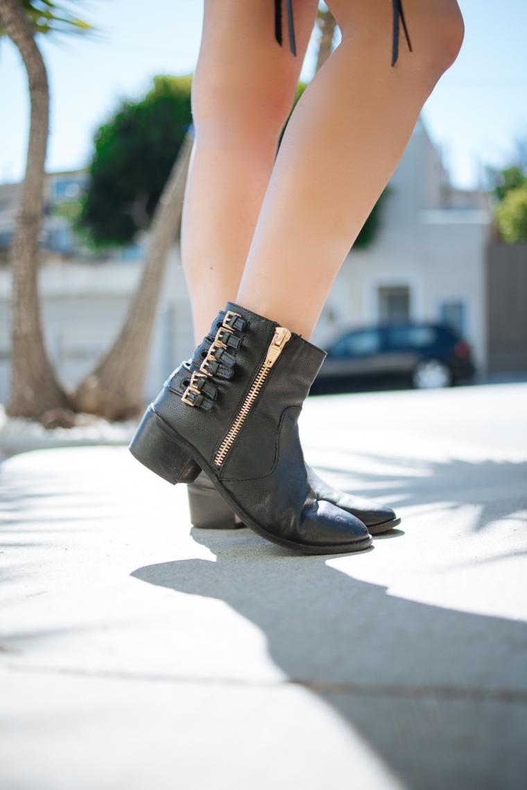 These Dolce Vita boots have walked all over this city and are still in great shape.