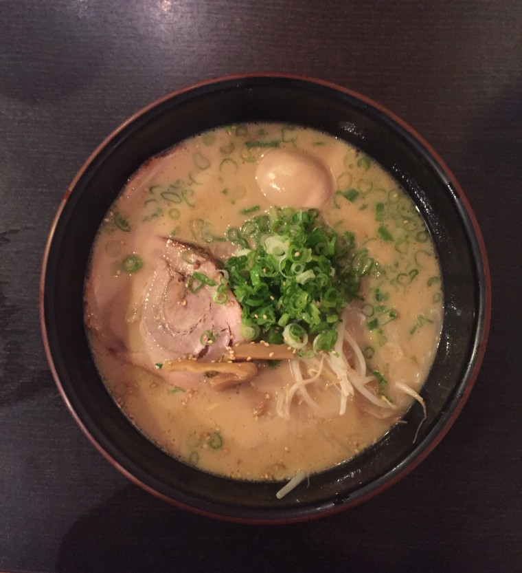 First order of business: Daikokuya Ramen in DTLA. One of my favorite ramen houses in all of Los Angeles County.