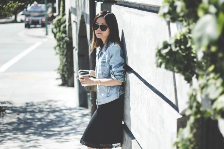 denim summerstyle bayareablogger
