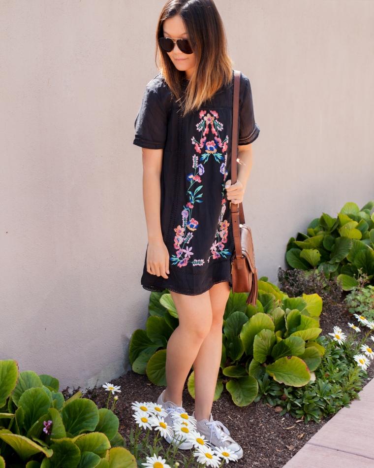 Boho Dress Garden