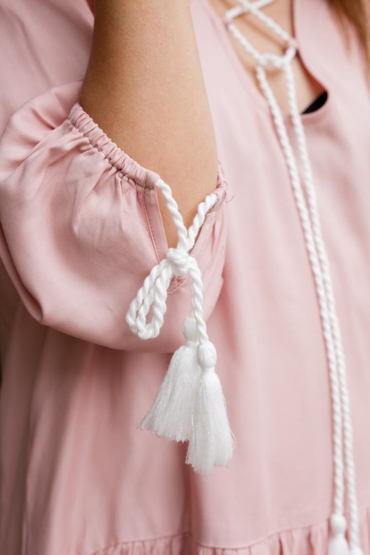 Dress Pink Details