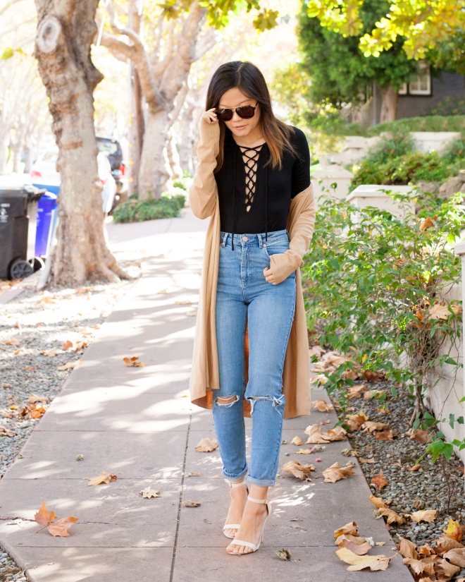 ootd sfblogger jeans