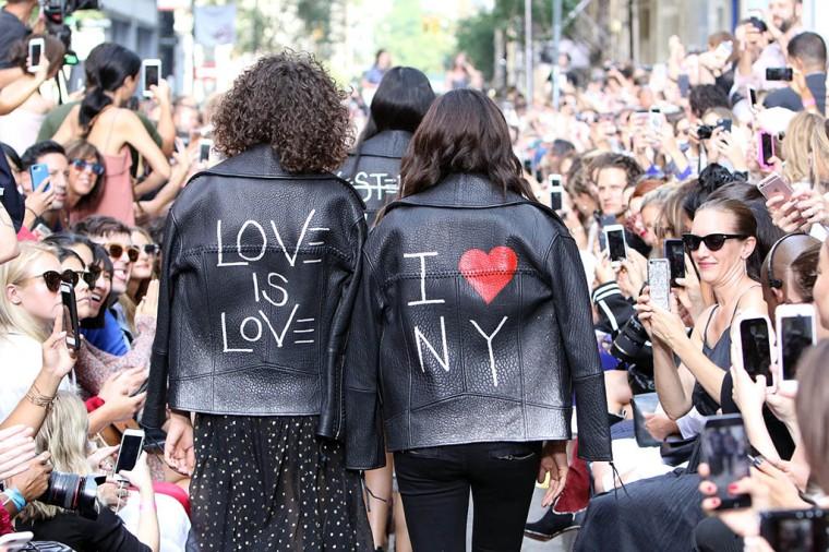 Rebecca Minkoff show, Runway, Spring Summer 2017, New York Fashion Week, USA - 10 Sep 2016